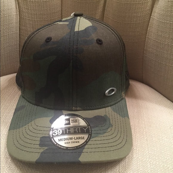 9e724061c7d Oakley Camo 39 Thirty Cap New With Tags
